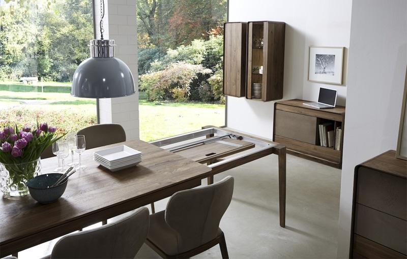 Massivholzmöbel Modern wildnuss massiv hartmann möbelwerke gmbh massivholzmöbel made