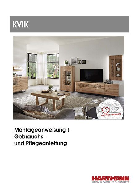 kvik hartmann m belwerke gmbh massivholzm bel made in germany. Black Bedroom Furniture Sets. Home Design Ideas