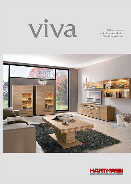 viva hartmann m belwerke gmbh massivholzm bel made in. Black Bedroom Furniture Sets. Home Design Ideas