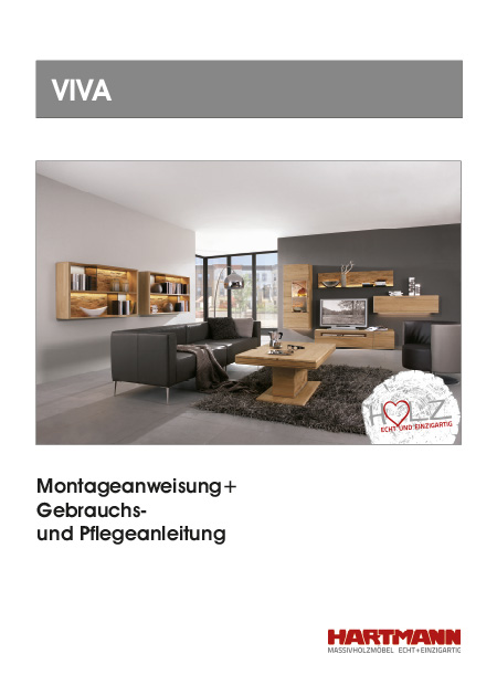 viva hartmann m belwerke gmbh massivholzm bel made in germany. Black Bedroom Furniture Sets. Home Design Ideas