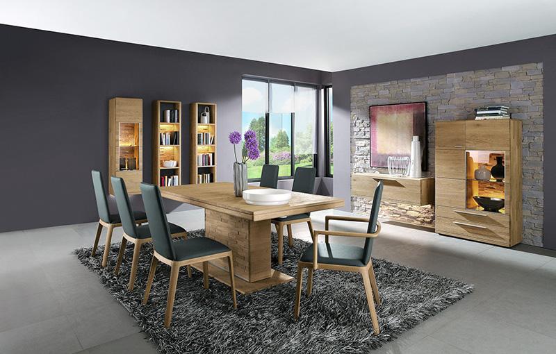 Hochwertig Wildeiche Massiv   Hartmann Möbelwerke GmbH :: Massivholzmöbel Made In  Germany
